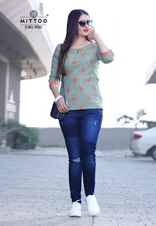 Mittoo Poorva vol 5 Western tops