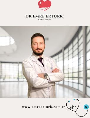 Kardiyoloji Uzmanı Dr Emre Ertük