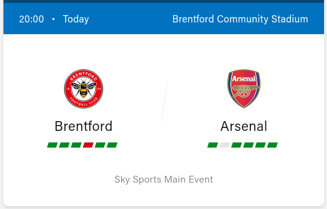 Brentford vs Arsenal Football Live Stream, Preview and Predictions 2021