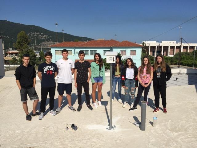 Ήγουμενίτσα: Καταγραφικός σταθμός 3ου Γυμνασίου Ηγουμενίτσας
