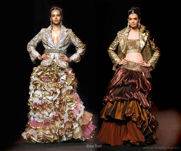 The Style Hymn: Ritu Beri's Couture Collection