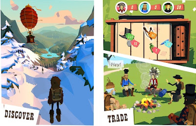 The Trail MOD APK v9035 Terbaru Hack (Unlimited Money) 2018