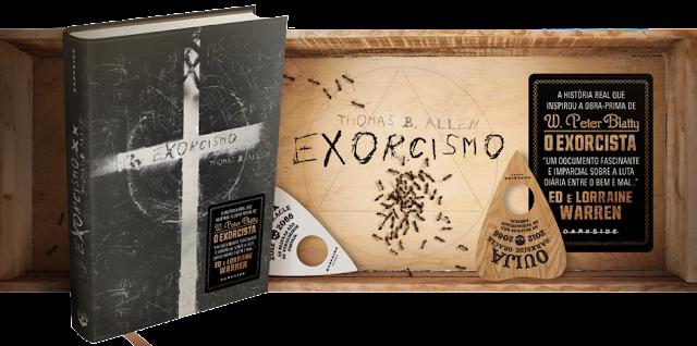 Divulgação   Exorcismo - Darkside Books