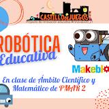 Castillo de Juegos en PMAR2: primera toma de contacto con la Robótica