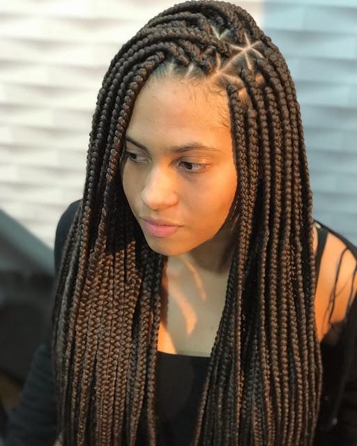 2019 Exceptional Braids for Black Ladies