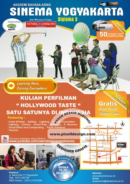 Iklan Poster Pendidikan