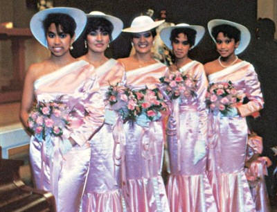 Fotos de vestidos de fiesta feos