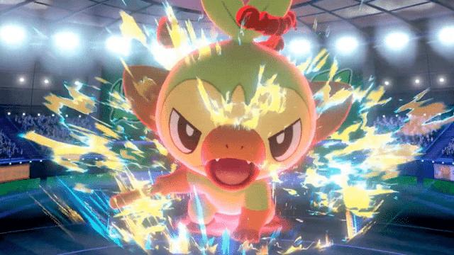 Novo vídeo de Pokémon Sword & Shield mostra novidades