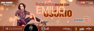 POSADA con Emilio Osorio ¡ONLINE!