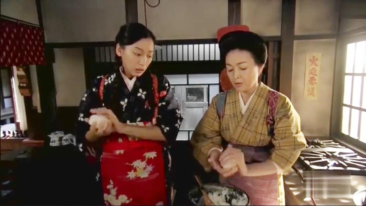 小雞媽的生活: 多謝款待@NHK第89部晨間小說連續劇