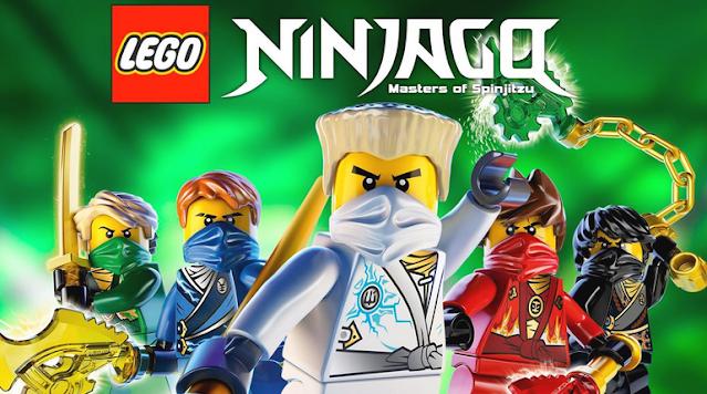تحميل لعبة نينجا جو Ninjago برابط مباشر للاندرويد