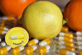 ما هي أهمية فيتامين C(ج) ،مصادره و أعراض نقصانه:حمض الأسكوربيك.