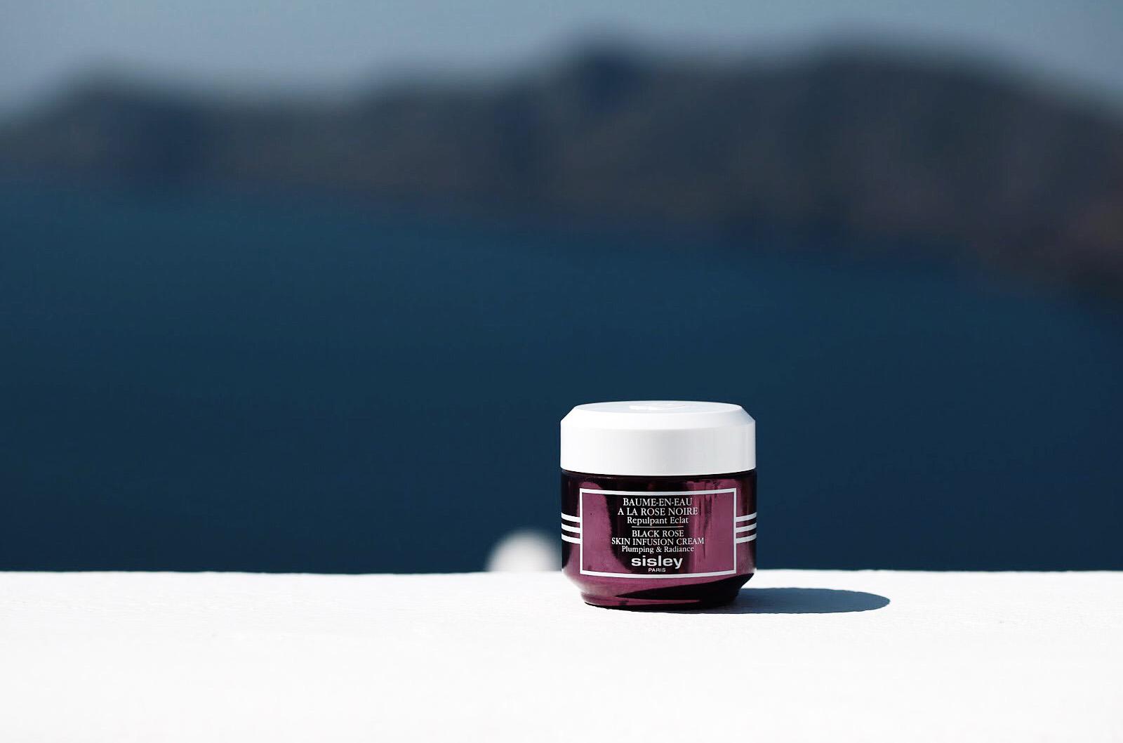 sisley baume en eau à la rose noire crème avis test
