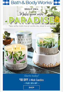 Bath & Body Works | Today's Email - January 24, 2020