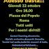 Castellino: giovedì in piazza con i lavoratori distrutti dal Covid