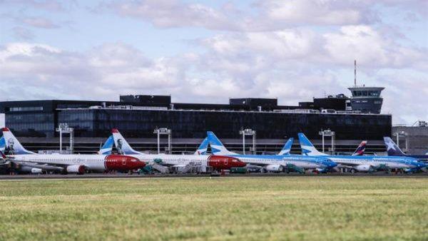 Aerolíneas de Argentina fusionan operaciones en medio de pandemia