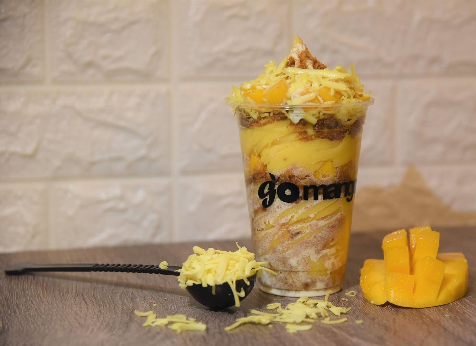 Mango graham flavors, go mango ph