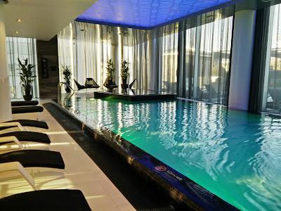 Spa at Hilton Tallinn Park