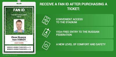 تقديم طلب للحصول على بطاقة ID FAN - ID FAN