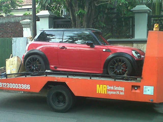 Jasa Pengiriman Mobil Denpasar