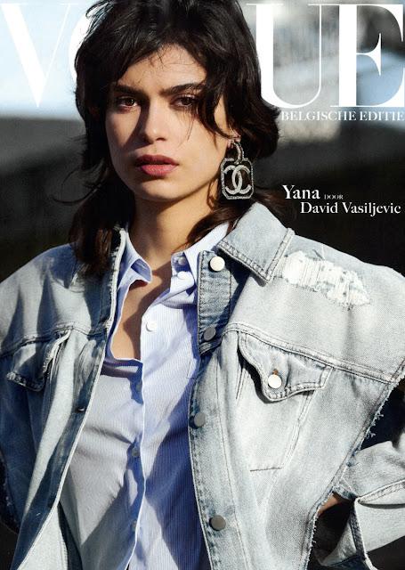 Yana B. / Vogue Belgium / 0