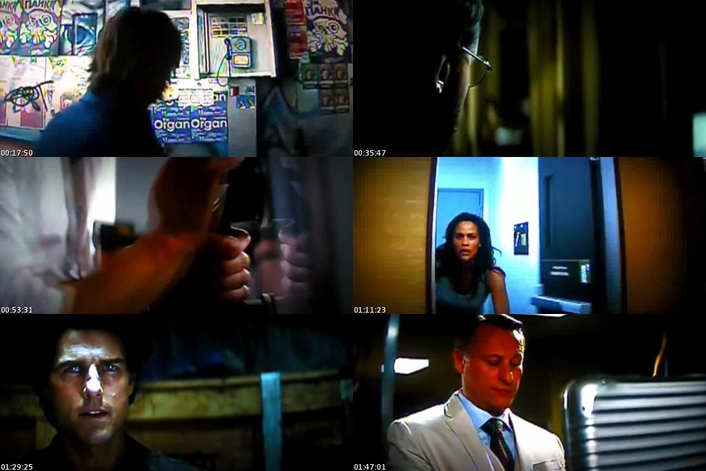 Misión Imposible 4: Protocolo Fantasma (2011) [TScreener HQ] [Latino]