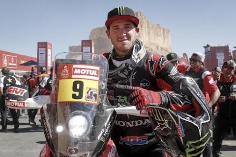 Ricky Brabec, First American Rider to Win Dakar