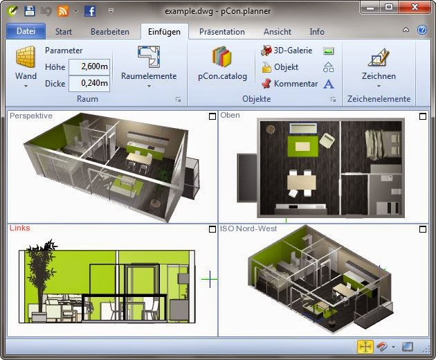 Download 7 0 3d room planning tool free for Planner casa 3d