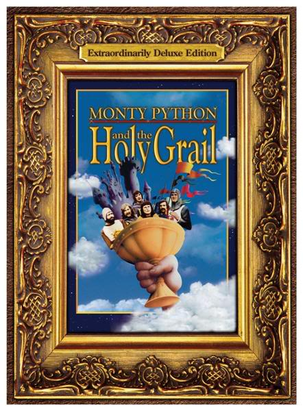 Monty Python and the Holy Grail – Comedy