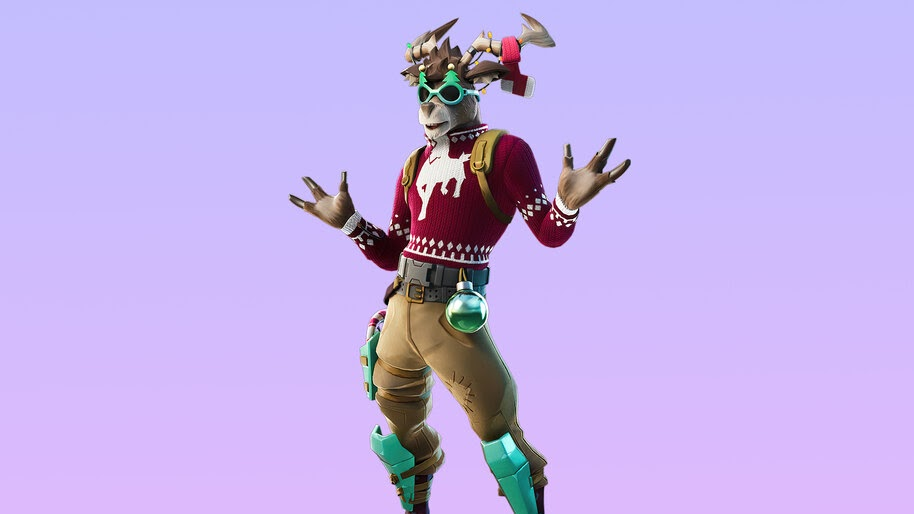 Dolph, Fortnite, Skin, Outfit, 4K, #3.1510
