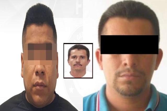 "Doble golpe al Mencho cae "" 27""  jefe de plaza del CJNG"