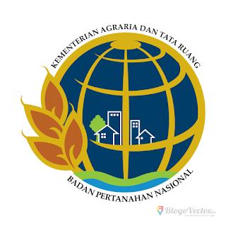 Kementerian Agraria dan Tata Ruang RI Logo vector (.cdr)