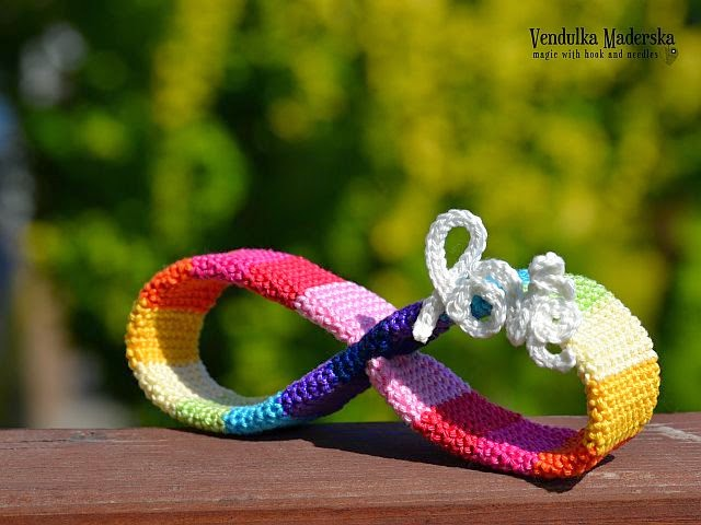 Rainbow Love decoration