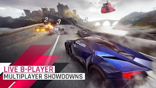 Asphalt 9 Mod Apk Unlimited Money