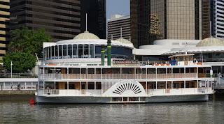 Brisbane River: Kookabura Queen