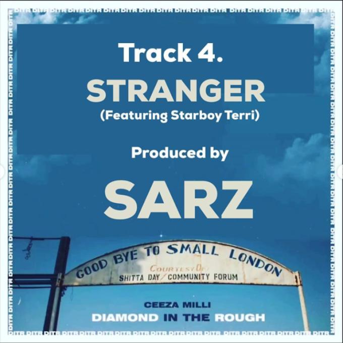 [Music] Ceeza Milli Ft. Terri - Stranger