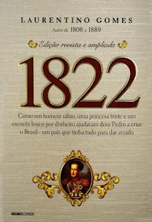 laurentino gomes 1822