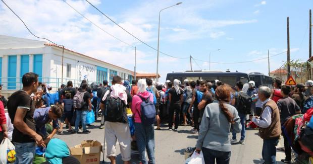 Παρέμβαση εισαγγελέα για τα κονδύλια στο προσφυγικό