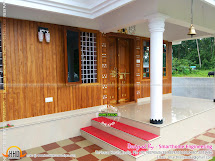 House Sit Out Design in Kerala