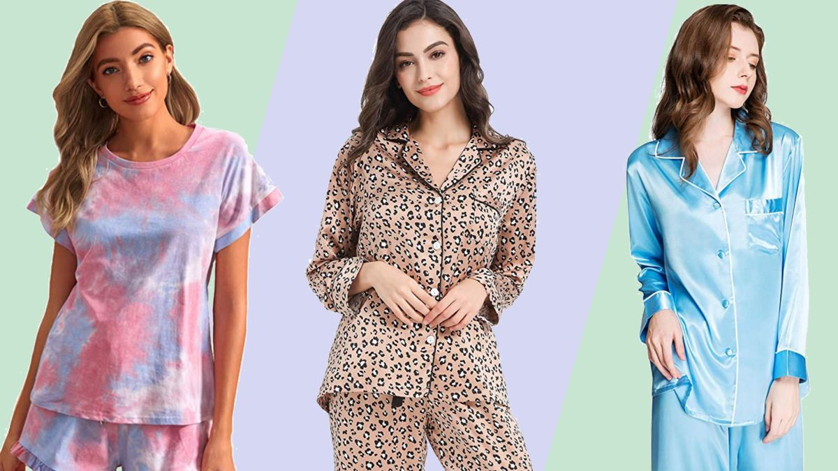 Style Must Be Follow Even It Is Pajama Set - Womens Fashion Things!