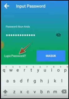 Cara Mengatasi Lupa Password Payfazz