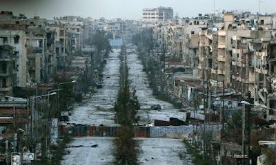 Το Χαλέπι, Συρία, όπως είναι σήμερα!!!