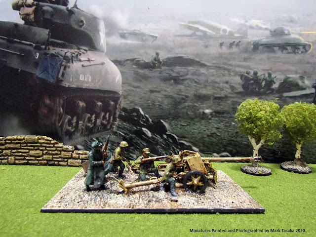 1/72 Italeri PaK 40 & Elite German Infantry