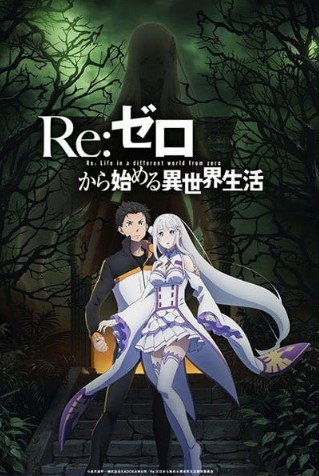 Assistir  Re: Life in a different world from zero 2nd Season HD Online Legendado, ReZero 2nd Season Legendado Online HD, Re:Zero kara Hajimeru Isekai Seikatsu 2nd Season Todos Episódios HD Legendado, Download Re:Zero - Starting Life in Another World 2 HD, Re:ゼロから始める異世界生活 Online.