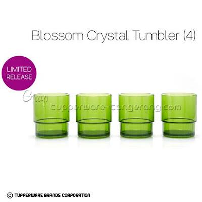 Gelas Kristal Tupperware