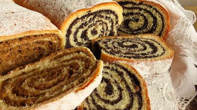 Najsočnija orahnjača i makovnjača / Amazing walnut and poppy seed rolls