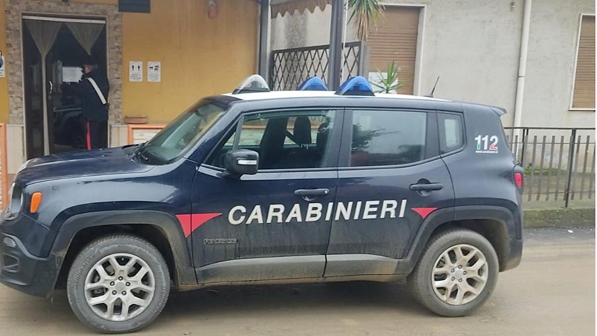Controlli anti Covid dei Carabinieri di Catania