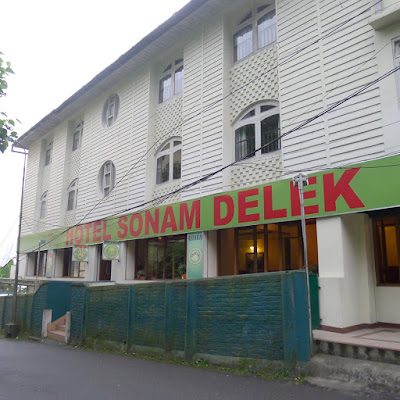 Hotel Sonam Delek Gangtok, Sikkim, provides everything for a contended stay.