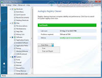 Auslogics Registry Cleaner- screen 4