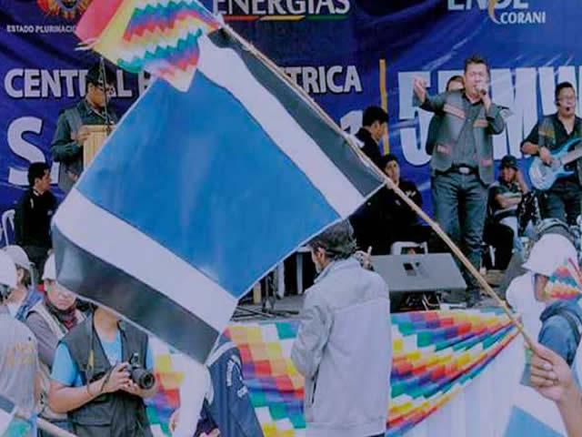 El MAS convocará a un ampliado para definir reemplazante de Evo Morales